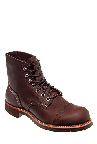 Unisex Iron Ranger Cap Toe Boot