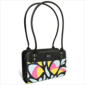 Nuo Tech Chloe Dao Mobile Tech Handbag-Pattern: Retro