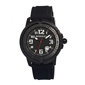 Breed 0907 Mach 1 Mens Watch, Black BRD0907