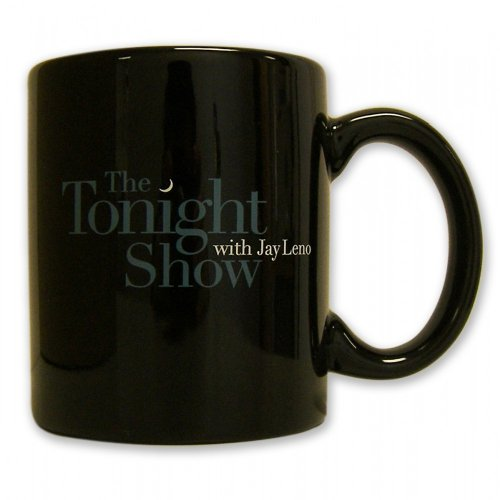 The Tonight Show with Jay Leno Logo Mug