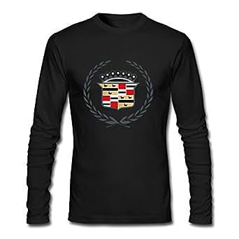 Xiaoya Design General Motors Cadillac Logo1 Long Sleeve T