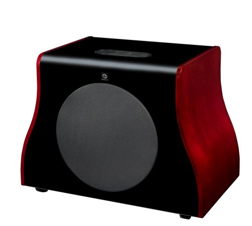 Boston Acoustics Vs Series Vps210Pf Powered Subwoofer (Black/Cherry)