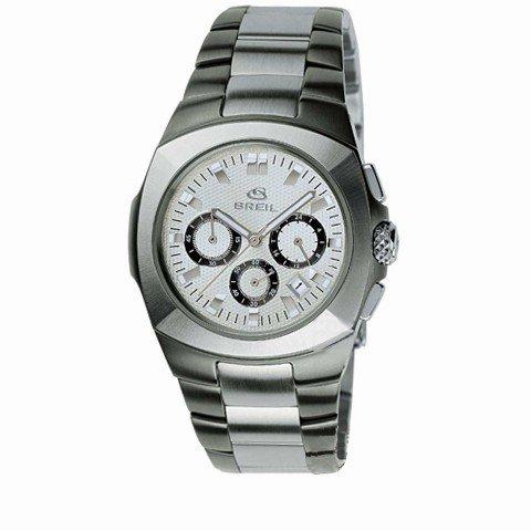 48e3a1ddb28a Reloj Breil H Acero Esf Plata Crono