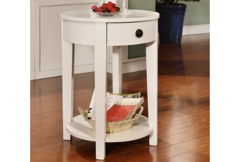 White Wood Chair front-1076541