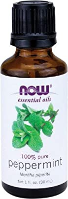 NOW Foods Peppermint Oil, 8 Ounces