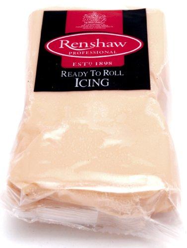 Ready to Roll Renshaws Icing - Flesh 250g