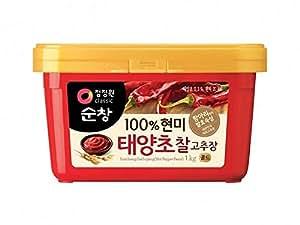 Amazon.com : Sunchang Chung Jung One Red Hot Pepper Paste Gochujang 2