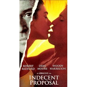 Indecent Proposal [Vhs]