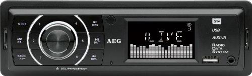 AEG-AR-4027-MP3-Autoradio-PLL-Tuner-4x-80-Watt-SD-Speicher-USB