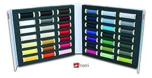 Gutermann 42 x 100 m Sew-All Thread Note Book