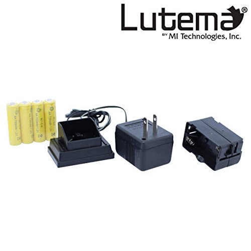 Lutema R/C Trucks 4CH Recharge Pack - 1