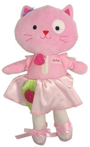 Kids Preferred Learn To Dress, Ballerina Kitty front-961041