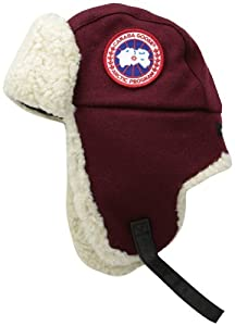 Canada Goose Merino Wool Shearling Pilot Hat by Canada Goose