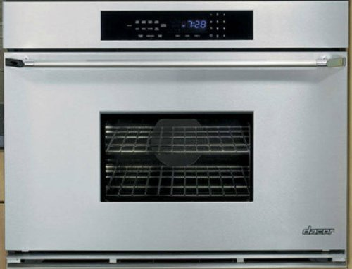 Dacor 36 In. Stainless Steel Electric Single Wall Oven - Eors136Sch front-531847