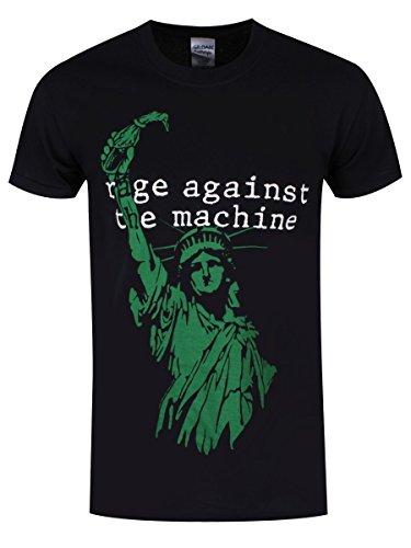 Rage Against The Machine Black Liberty T-Shirt nero L