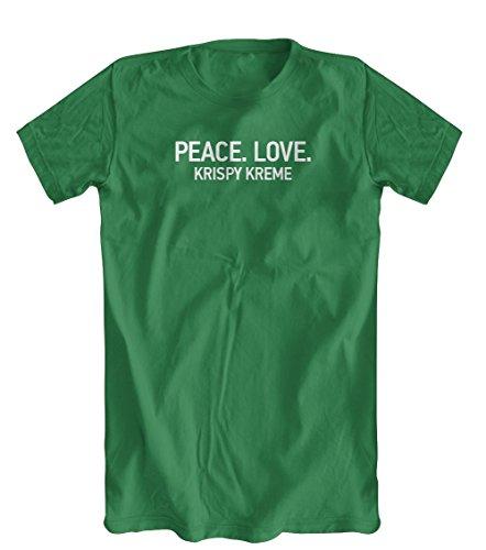 peace-love-krispy-kreme-t-shirt-mens-kelly-green-large