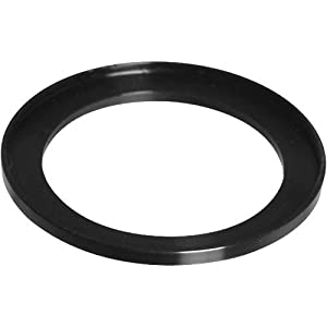 Tiffen 5262SUR 52 to 62 Step Up Filter Ring (Black)