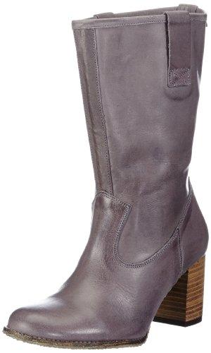 Jonny's Womens NATALIA Boots Gray Grau (GRAU) Size: 6.5 (40 EU)