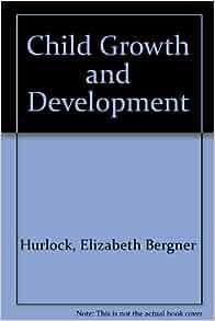 Hurlock development child elizabeth pdf