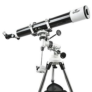 Gskyer Telescope, AZ70400 German Technology Astronomy Telescope, Travel Refractor