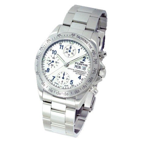 Fortis ladies watch Official Cosmonauts chronograph automatic 630.10.92 M