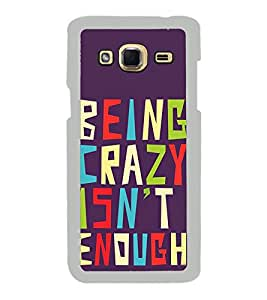 Life Quote 2D Hard Polycarbonate Designer Back Case Cover for Samsung Galaxy J3 2016 :: Samsung Galaxy J3 2016 Duos :: Samsung Galaxy J3 2016 J320F J320A J320P J3109 J320M J320Y