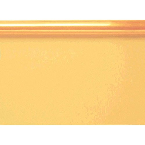 "Amscan Functional Cellophane Wrap Party Supplies for Any Occasion, 40' x 30"", Amber"