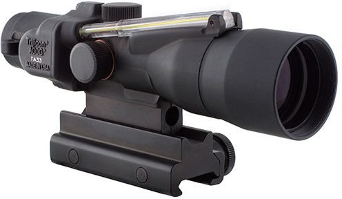 Trijicon Acog 3 X 30 Amber Crosshair Rifle Scope With 300Blk Reticle