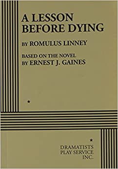 a book report on ernest j gainess novel a lesson before dying A lesson before dying (ebook) by ernest j gaines a deep and compassionate novel, winner of the national book a lesson before dying: a novel by ernest j.