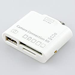 5in1 USB Camera Connection Kit SD TF Card Reader for iPad 1 2 3 **Laptop Parts Store**