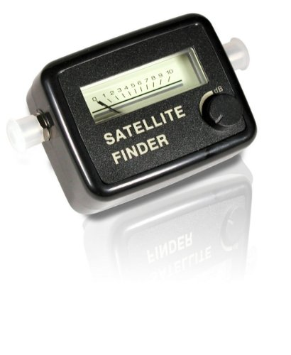 Check Out This SF-95 Analog Satellite Finder