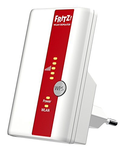 AVM-FRITZ-WLAN-Repeater-310-International-Range-Extender-Universale-Wireless-N-300-Mbits-WPS-Software-e-Istruzioni-in-Italiano