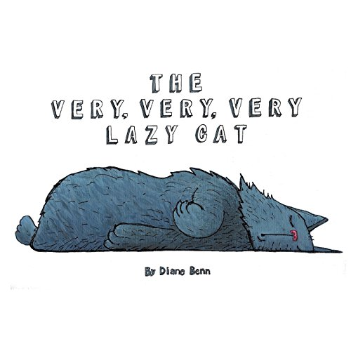 The Very, Very, Very, Lazy Cat
