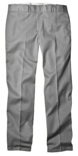 Work Pant, Silver Gray