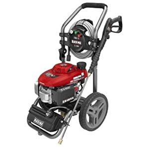 Factory-Reconditioned Black Max ZRBM80919 2,700 PSI 2.3 GPM Gas Pressure Washer