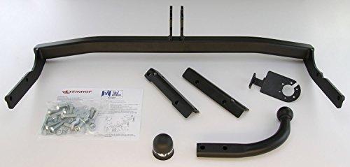 Anhngerkupplung-starr-fr-Nissan-Note-2006-2013-Steinhof-AHK-mit-universalem-E-Satz-13-polig