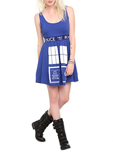 Doctor Who Her Universe TARDIS