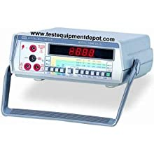 Instek GDM-8135 3-1/2 Digit LED Single Display Digital Bench Top Multimeter