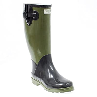 Original Joules Women39s Welly Printed Rain Boot  Amazoncom