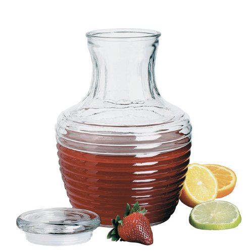 Glass Water Jug With Lid Glass Pitcher Water Jug With