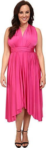Alejandra Sky Womens Plus Size Juissa Maxi Dress