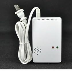 FK5108 Home Security System Gas Sensor Alarm Detector 110V/220V --- Voltage:220V from Jprocure