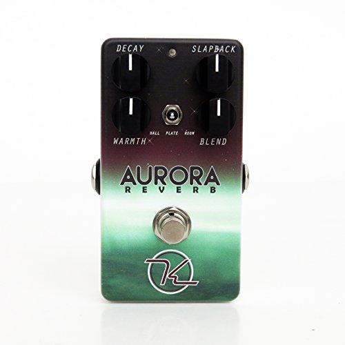 Keeley Aurora Digital Reverb · Effetto a pedale