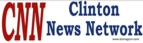 cnn-the-clinton-news-network-anti-hillary-clinton-bumper-sticker