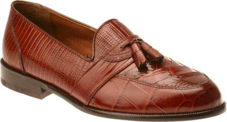 Stacy Adams Men'S Santana Tassel Loafer,Cognac,10 M