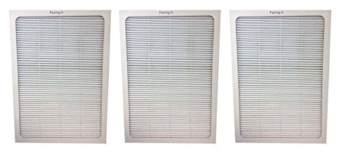 Aftermarket Blueair Particle Filters for 500/600 Series Air Purifiers, 3-Pack