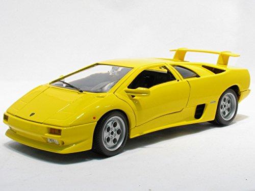 Lamborghini Diablo scale 1:18 (yellow)