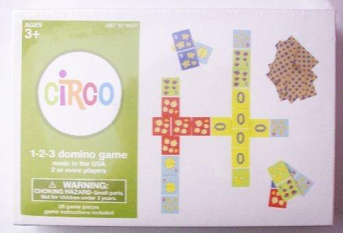 Circo 1-2-3 Domino Game