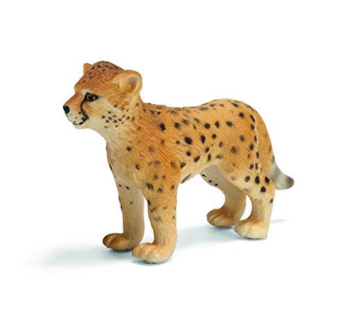Schleich Cheetah Cub - 1