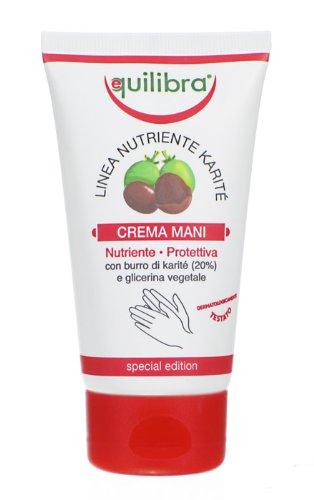 Equilibra crema mani nutriente e protettiva 75 ml